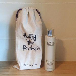 New Monat Beautiful Brunette Shampoo & Gift Bag